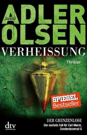 """Rezension: """"Verheißung"""" von JussiAdler-Olsen"""