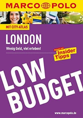 Low-Budget in London: 9Tipps