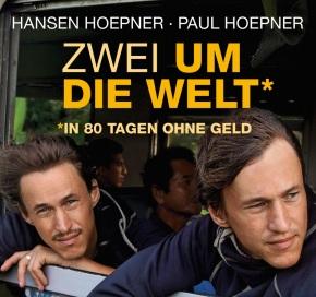 """Mit Paul und Hansen ganz schnell um die Welt (Rezension von """"Zwei um dieWelt"""")"""